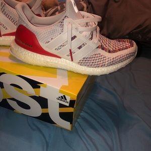 Sneakers. Worn twice